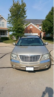 2006 Chrysler Pacifica Limited AWD 4dr Wagon / 3.5 L V6