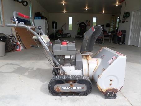 Craftsman 8hp 26in Track Plus Snow blower (Juneau)